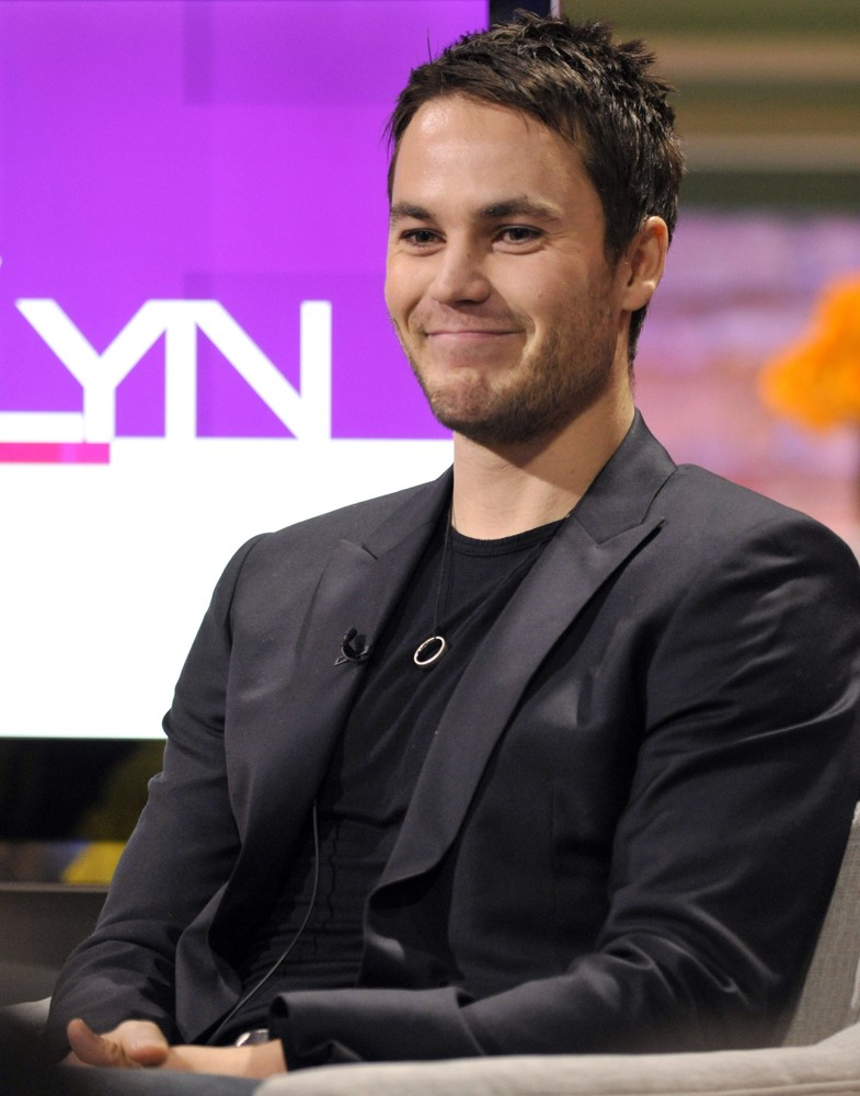 taylor kitsch taylor kitsch appears on the marilyn denis show at ctv    Taylor Kitsch