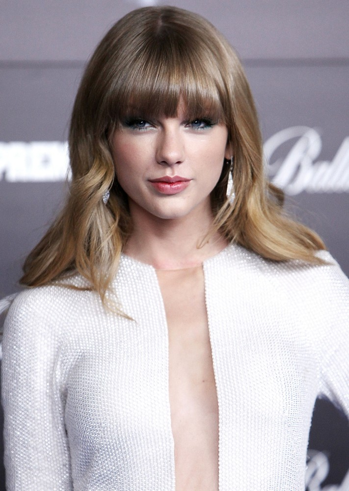 Taylor Swift<br>The 2013 40 Principales Awards