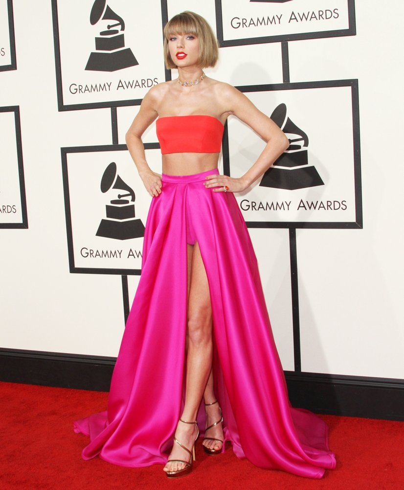 Taylor Swift<br>58th Annual GRAMMY Awards - Arrivals