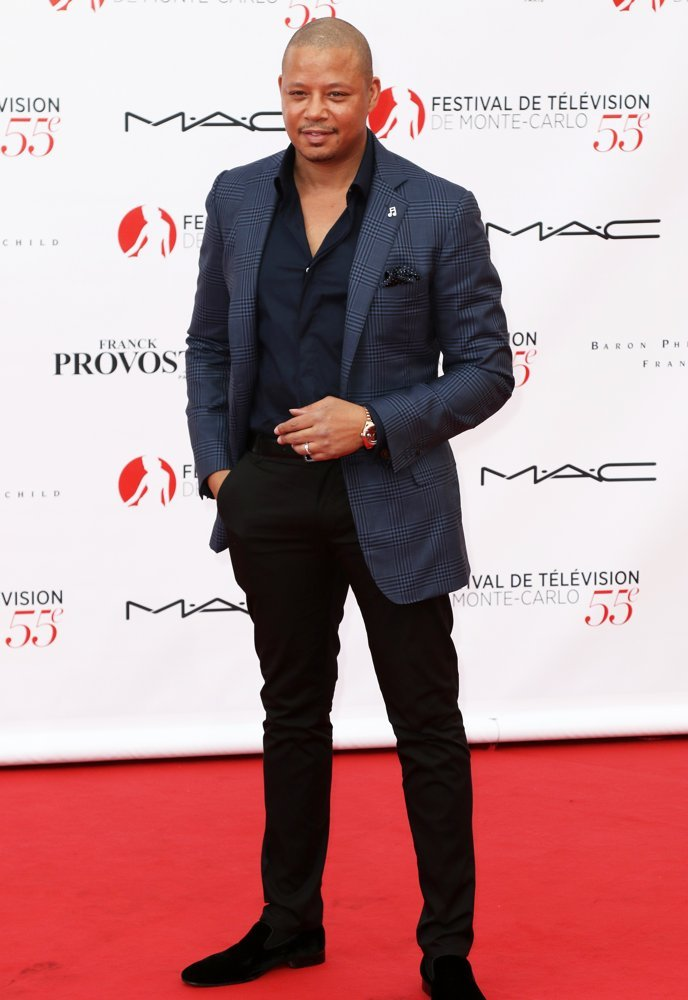 Terrence Howard<br>55th Monte-Carlo Television Festival