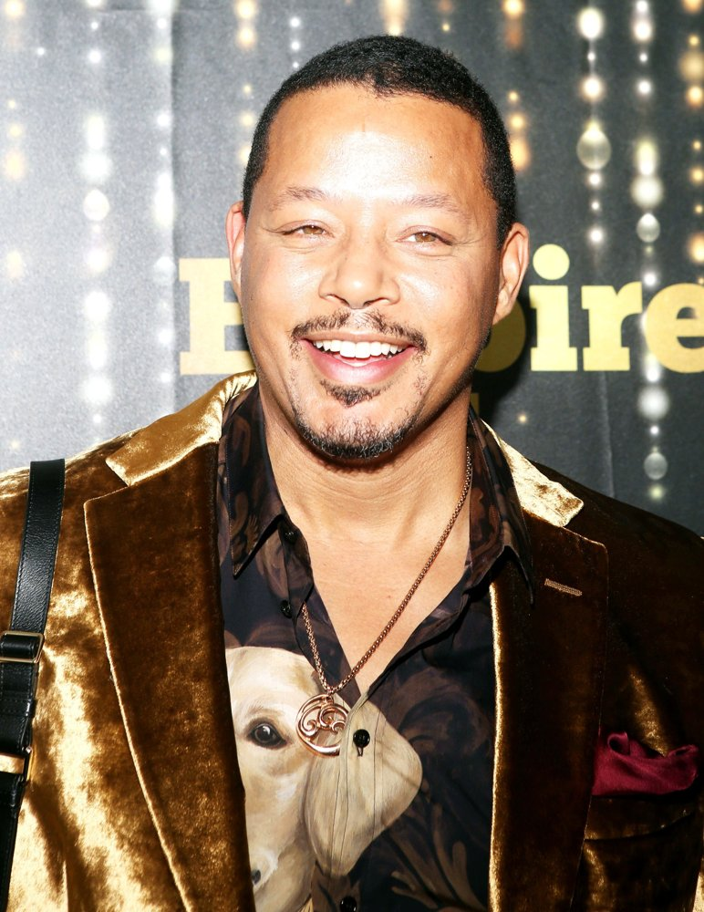 Terrence Howard<br>Empire Season 5 - Premiere
