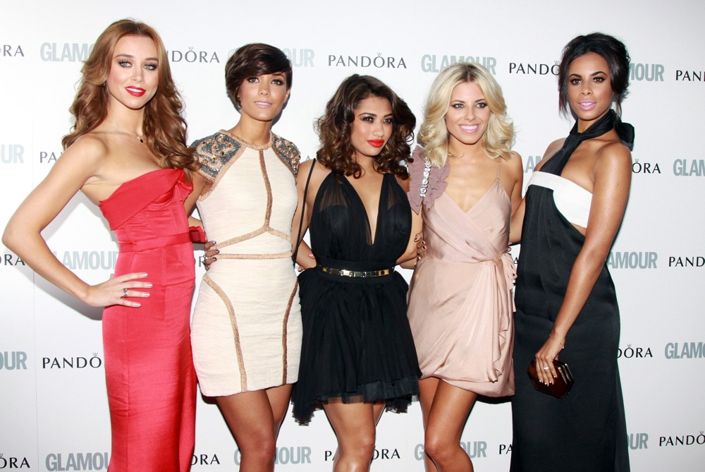 The Saturdays<br>The Glamour Women of The Year Awards 2011 - Arrivals