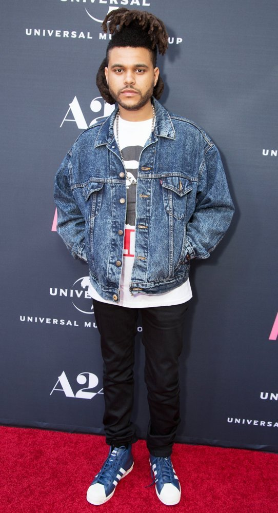 The Weeknd Picture 50 Amy Premiere Arrivals