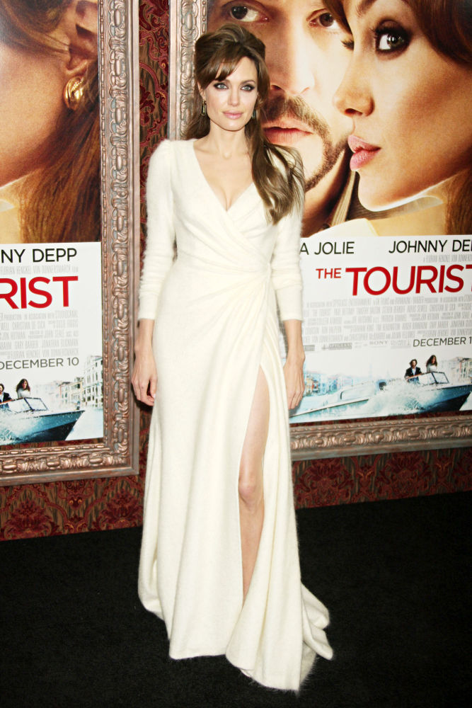 Angelina Jolie<br>Columbia Pictures Presents The World Premiere of The Tourist