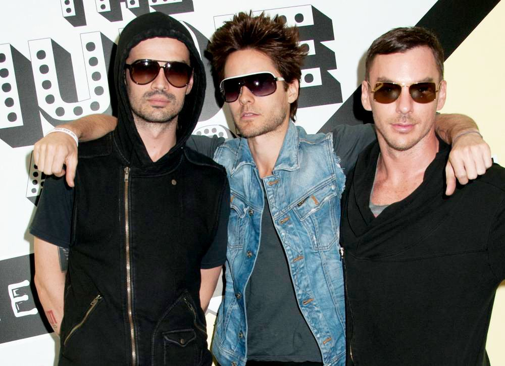 30 Seconds To Mars<br>The Screening of The Music Video for 30 Seconds To Mars' Song Hurricane