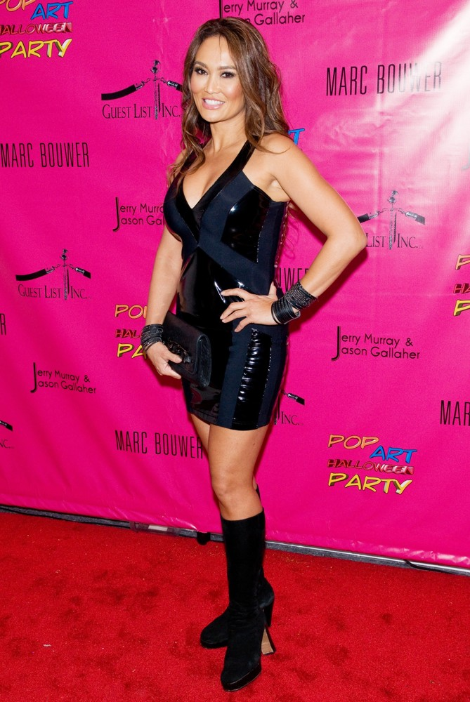 tia carrere picture 29 pop art halloween presented by