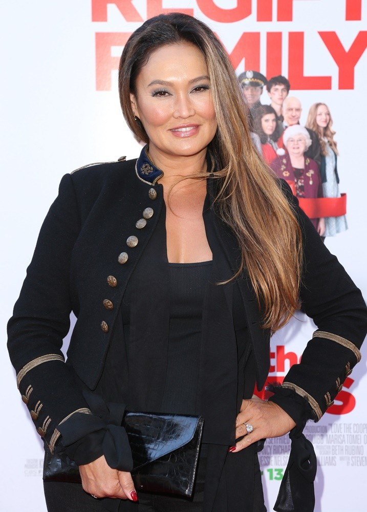 tia carrere picture 63 premiere of cbs films love the
