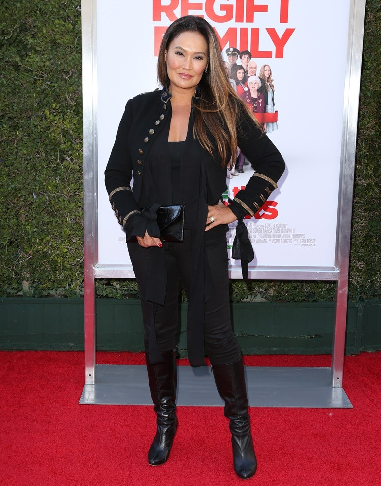 tia carrere picture 64 premiere of cbs films love the