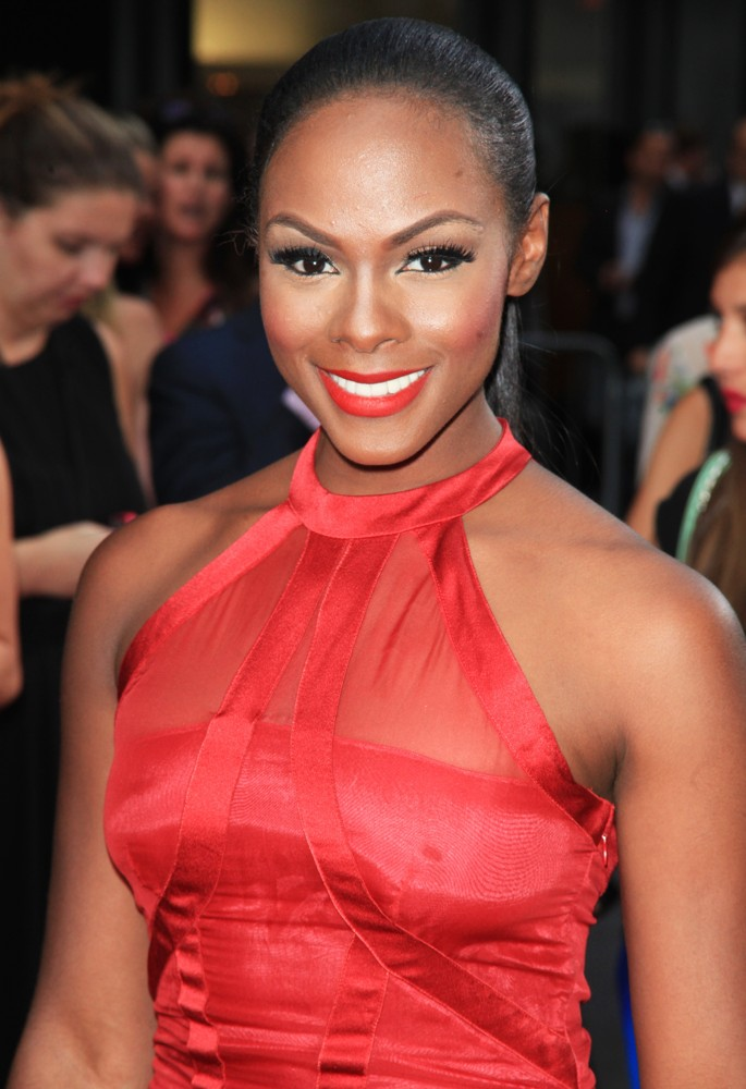 Tika Sumpter<br>New York Premiere of Lee Daniels' The Butler - Red Carpet Arrivals