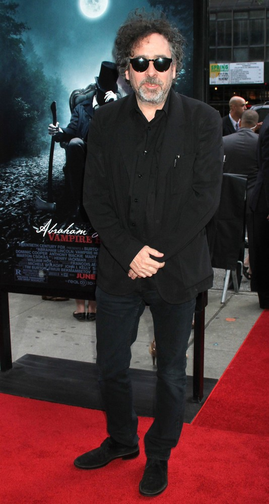 The Premiere of Abraham Lincoln: Vampire Hunter