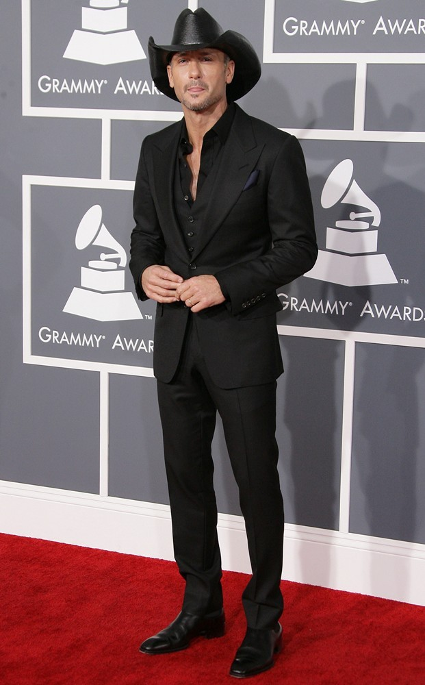 55th Annual GRAMMY Awards - Arrivals
