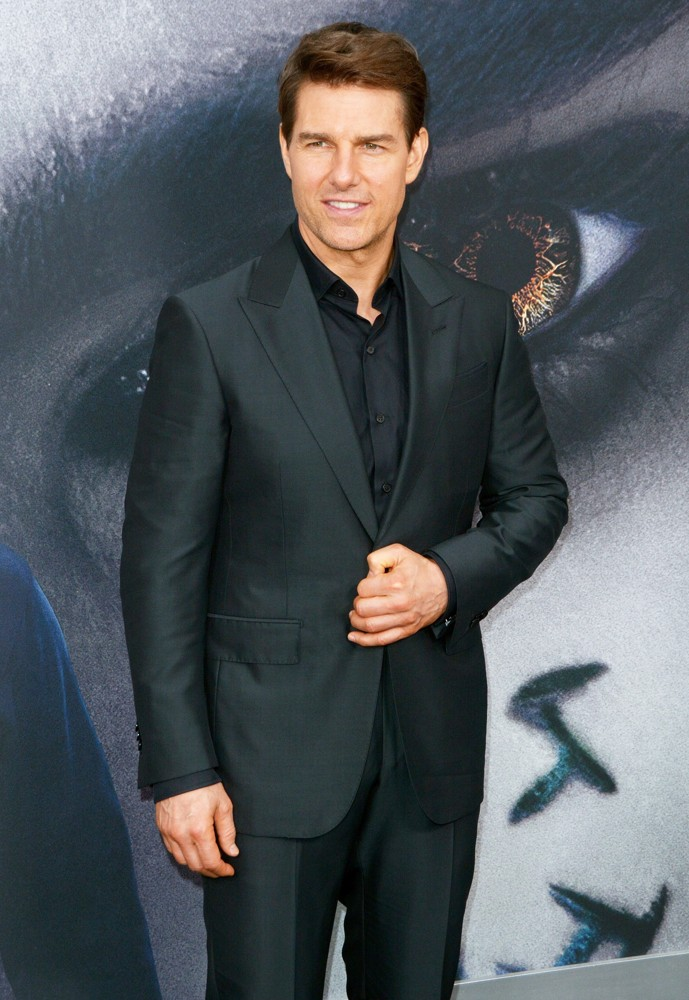 Tom Cruise<br>Premiere of The Mummy - Red Carpet Arrivals