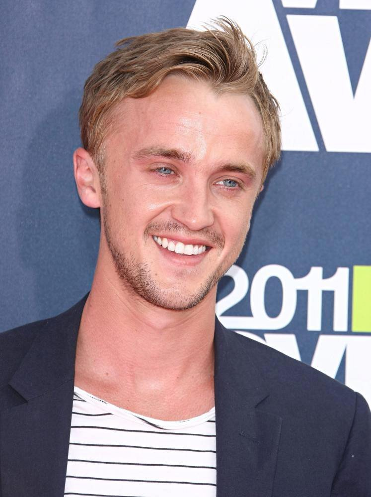 tom felton and jade kissing. Tom Felton 2011