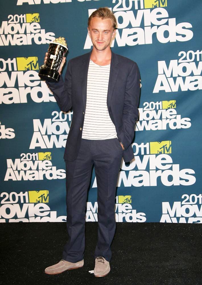 tom felton and jade mtv movie awards 2011. Tom Felton. 2011 MTV Movie
