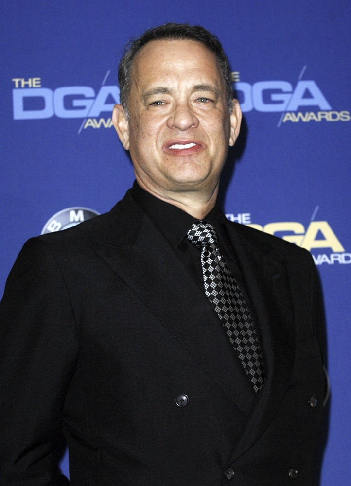 Tom Hanks<br>The 66th Annual DGA Awards - Press Room
