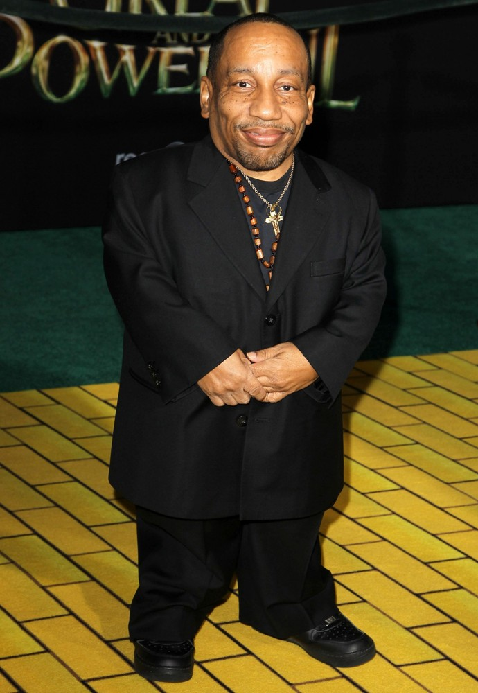 Tony Cox<br>Oz: The Great and Powerful - Los Angeles Premiere - Arrivals