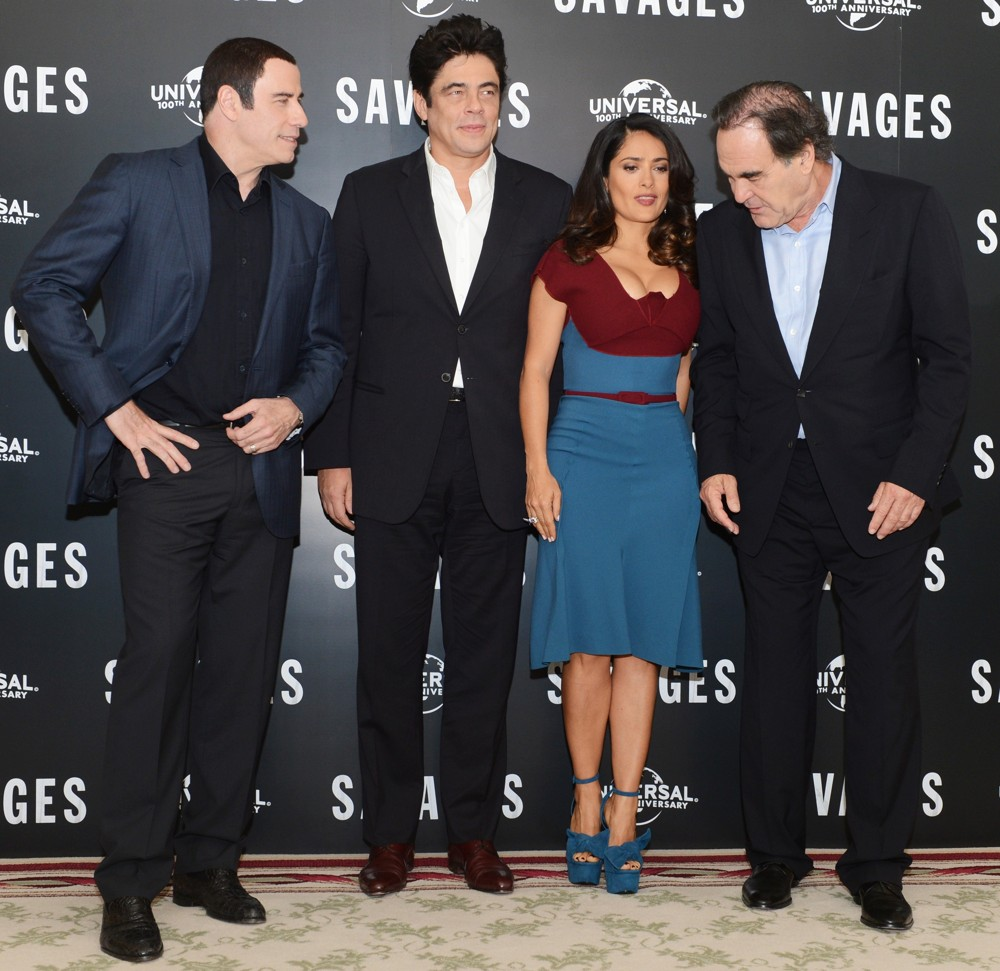 Savages Photocall