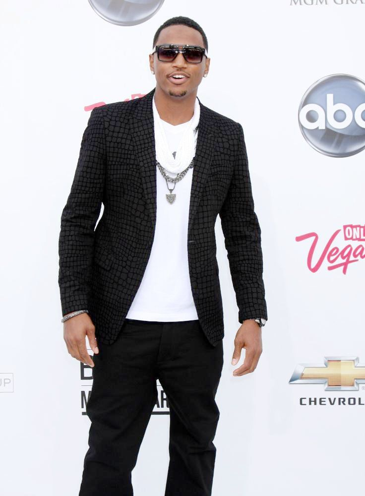 Trey Songz<br>The 2011 Billboard Music Awards - Arrivals