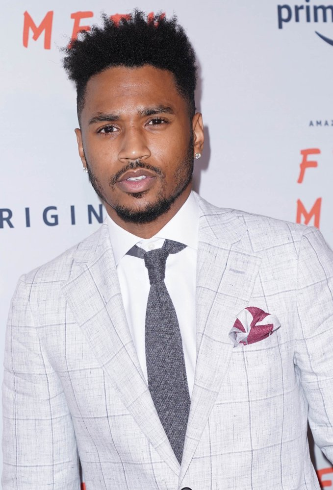 Trey Songz<br>Amazon Prime Video Presents The World Premiere of Free Meek