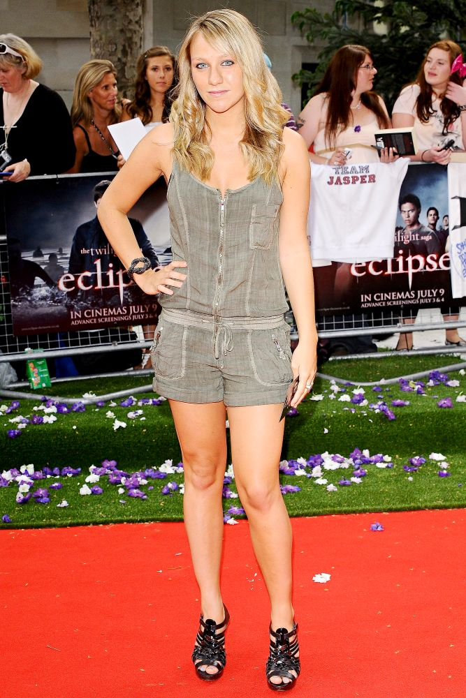 Chloe Madeley<br>UK Gala Premiere of 'The Twilight Saga's Eclipse'