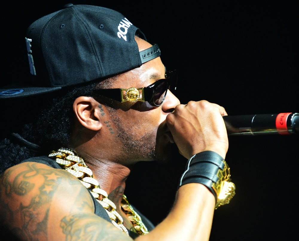 2 Chainz<br>2 Chainz Performs Live as Part of The 2 Good to be T.R.U. Tour