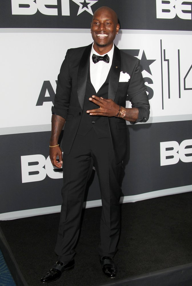 Tyrese Gibson<br>The 2014 BET Awards - Press Room