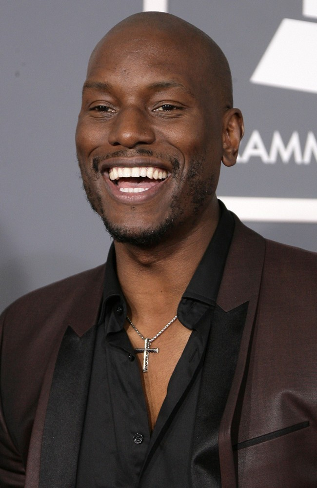 Tyrese Gibson<br>55th Annual GRAMMY Awards - Arrivals