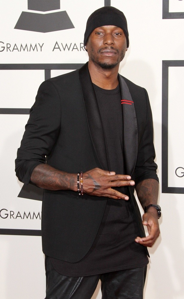 Tyrese Gibson<br>57th Annual GRAMMY Awards - Arrivals