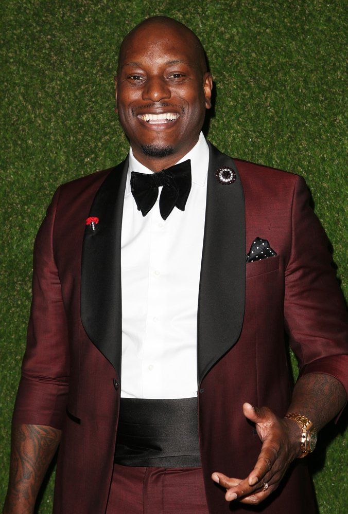 Tyrese Gibson<br>75th Annual Golden Globes Awards - Roaming