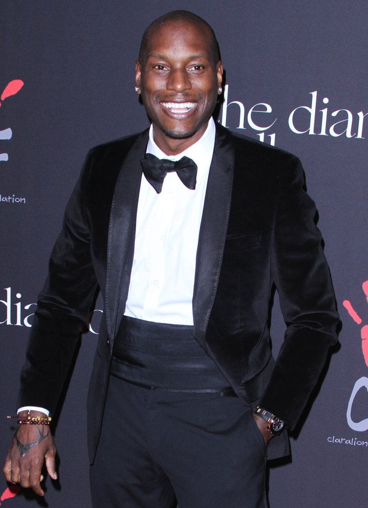 Tyrese Gibson<br>Rihanna's First Annual Diamond Ball Benefitting The Clara Lionel Foundation