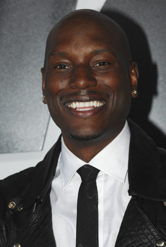Tyrese Gibson<br>Furious 7 World Premiere - Arrivals