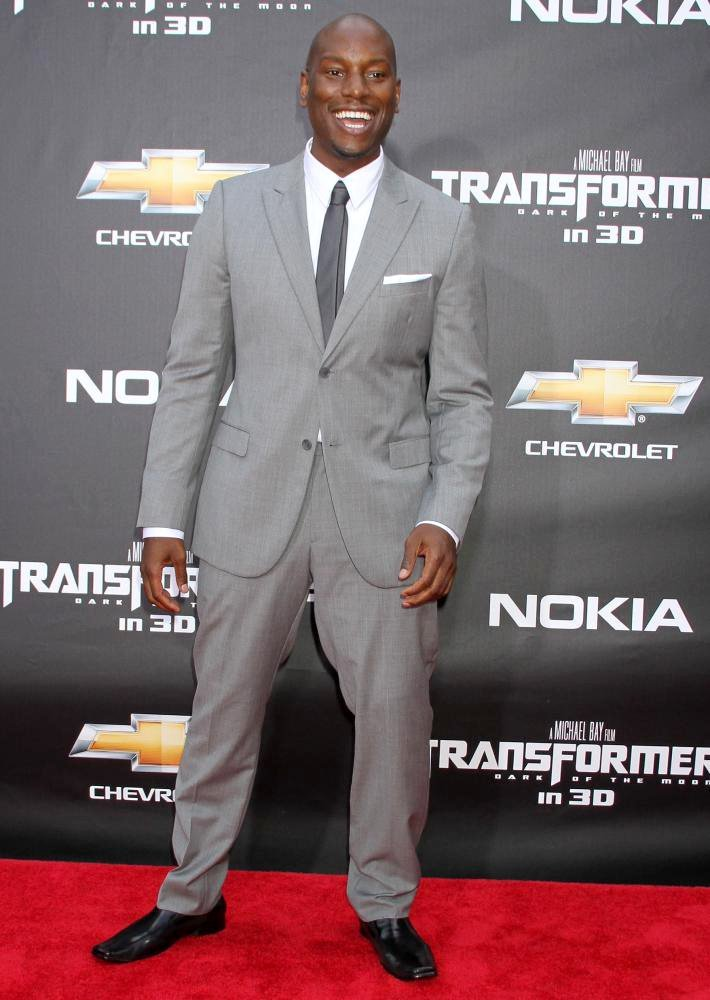 Tyrese Gibson<br>New York Premiere of Transformers Dark of the Moon