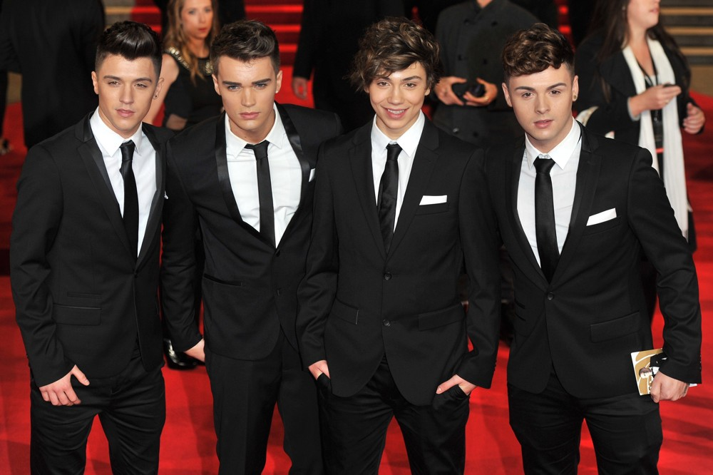 Union J<br>World Premiere of Skyfall - Arrivals