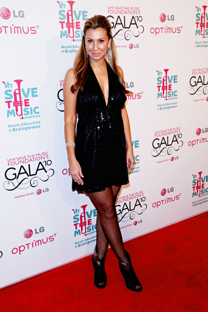 Vh1 Save The Music Foundation Gala