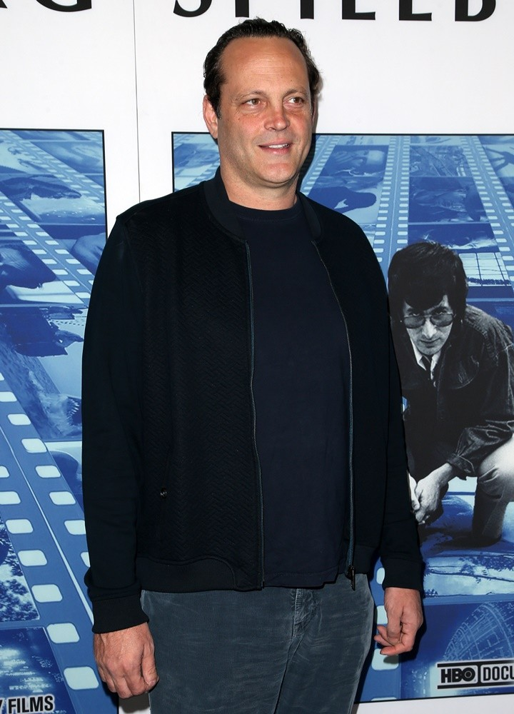 Vince Vaughn<br>HBO's Documentary Premiere of Spielberg - Arrivals