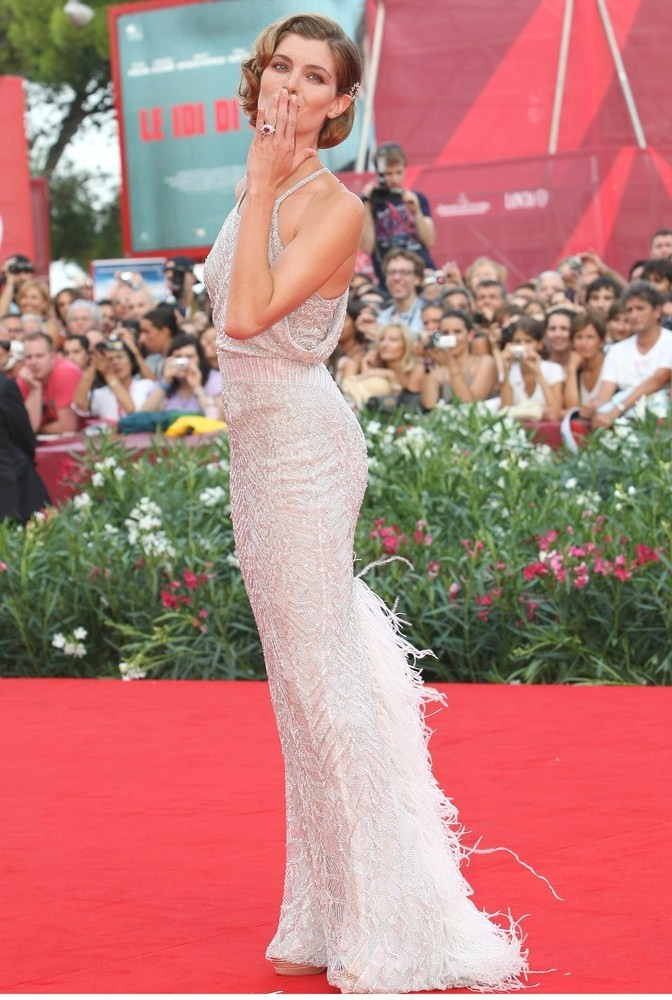 68th Venice Film Festival - Day 1 - The Ides of March - Red Carpet