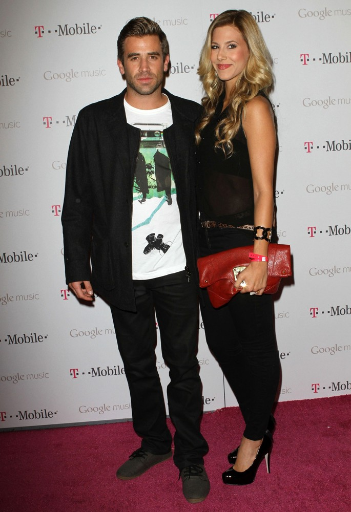 Celebrity Magenta Carpet Arrivals at The Launch Party for Google Music Available on T-Mobile