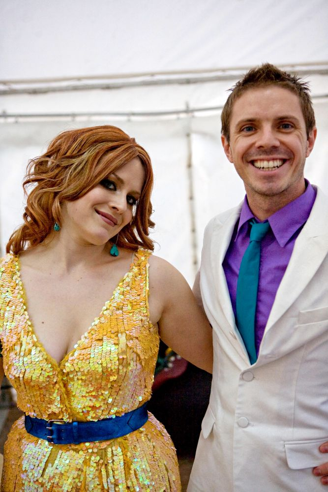 Ana Matronic, Jake Shears, Scissor Sisters