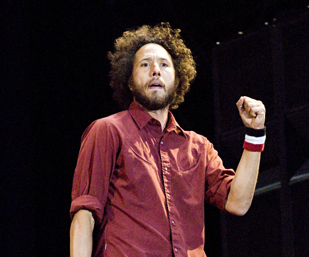 Zack de la Rocha, Rage Against the Machine
