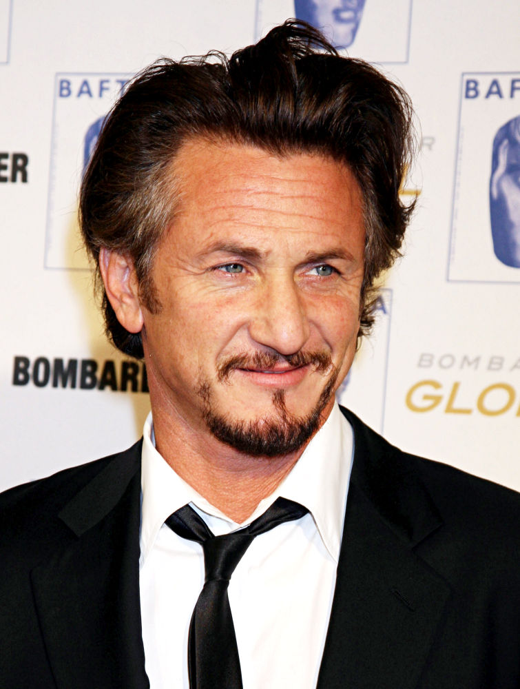 Sean Penn - Picture Colection