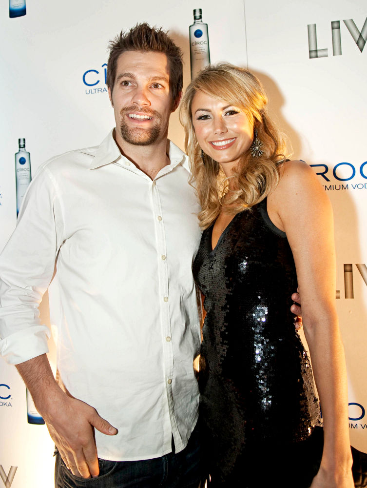 Geoff Stults, Stacy Keibler
