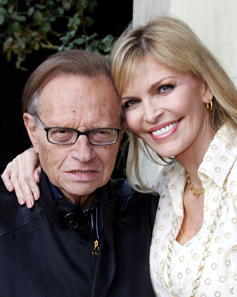 Larry King, Shawn Southwick