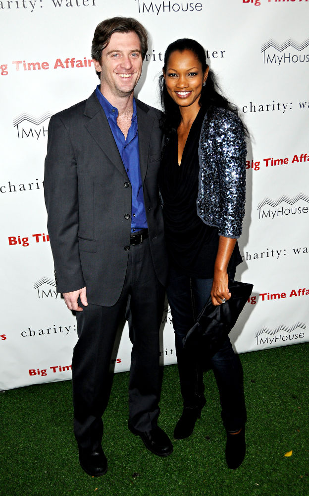 Garcelle Beauvais, Mike Nilon