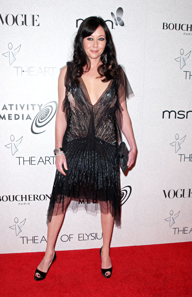 Shannen Doherty<br>The 3rd Annual Art of Elysium Gala in Beverly Hills - Arrivals