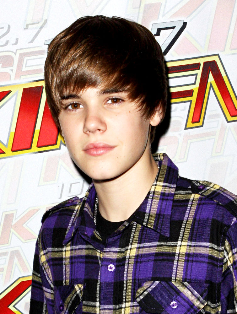 justin bieber when he was baby with his. Justin Bieber