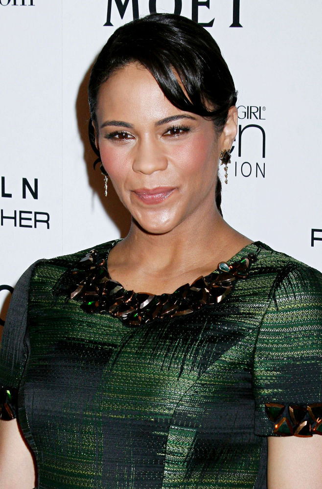 paula patton son down syndrome. Paula Patton Signs Up for