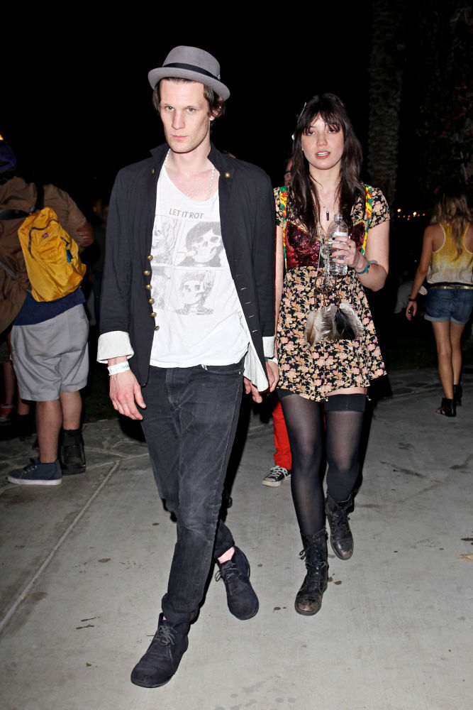 Matt Smith, Daisy Lowe