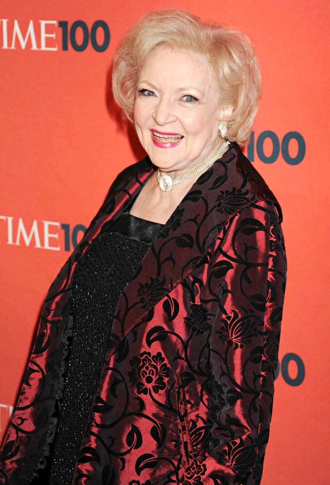 betty white pin up pictures. Betty White has become America's newest pin-up girl.