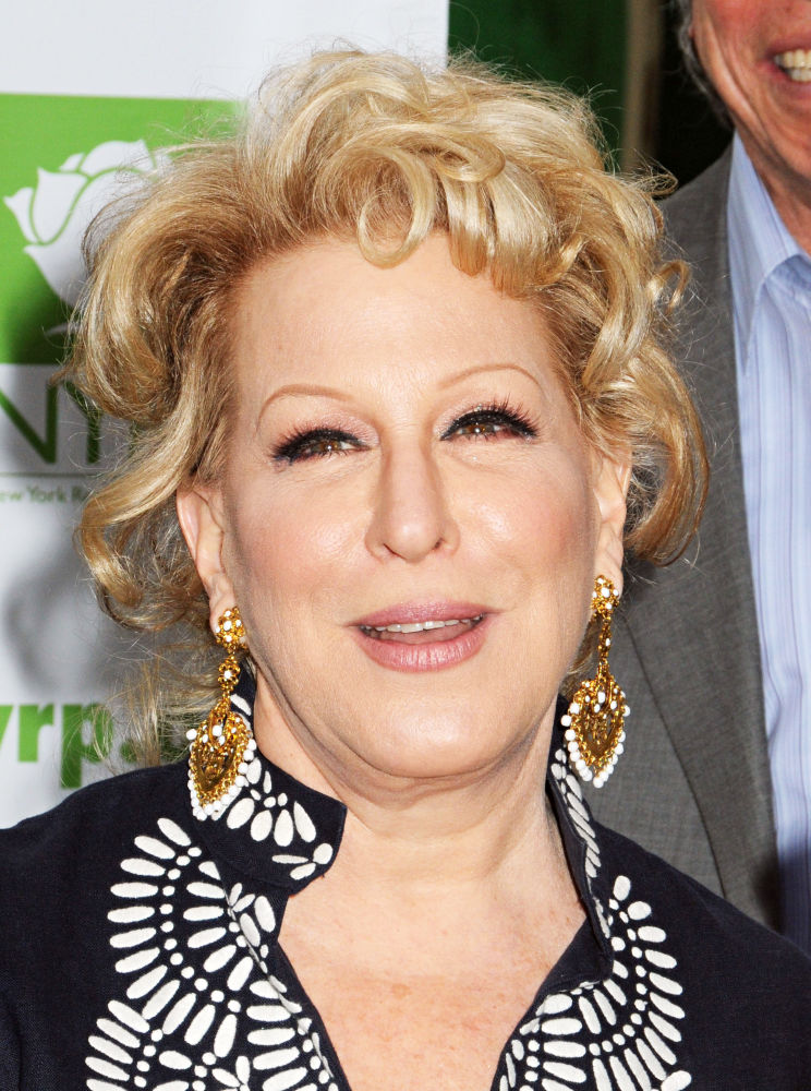 Bette Midler - Gallery