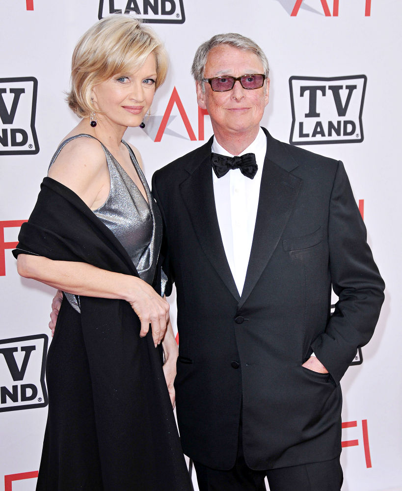 Diane Sawyer, Mike Nichols